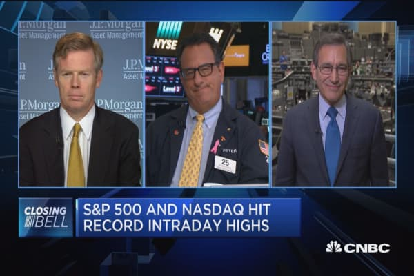 Closing Bell Exchange: Stocks on track for first positive September since 2013
