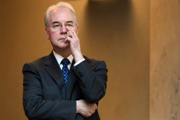 Price out as Trump health chief after outrage over private jet flights