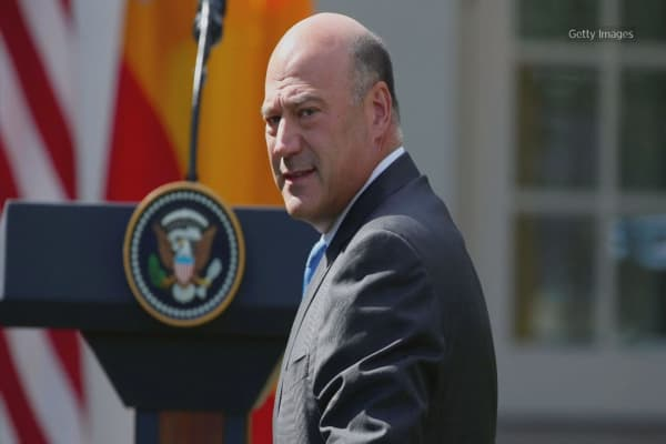 Gary Cohn: 'People don't buy homes because of the mortgage deduction'-or do they?
