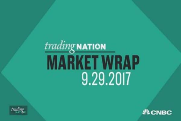 Market Wrap: Dow posts first 8-quarter winning streak in 20 years