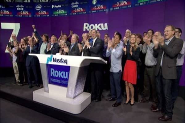 Wall Street, industry experts are skeptical over Roku's soaring IPO