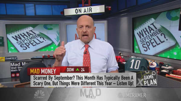 Cramer's game plan: Focus on the fundamentals, not the calendar
