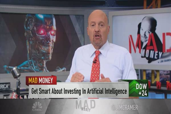 A.I. is like steroids for business