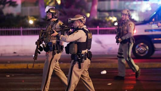 Gun Expert: Las Vegas Shooter Likely Used Modified Weapons