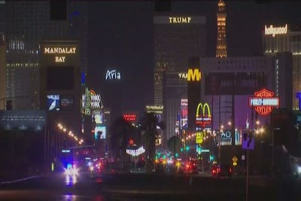 Las Vegas attack marks the deadliest mass shooting in U.S. history