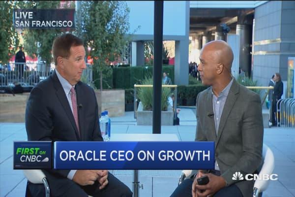 Oracle CEO: Autonomous database perhaps biggest announcement ever in the space