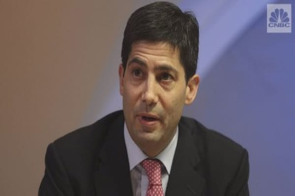 Kevin Warsh: the frontrunner for the Fed chair job