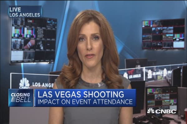 Live Nation responds to Las Vegas mass shooting