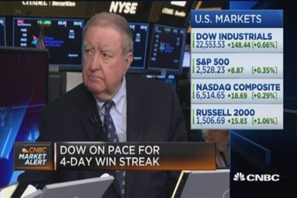 Art Cashin breaks down Q4 outlook