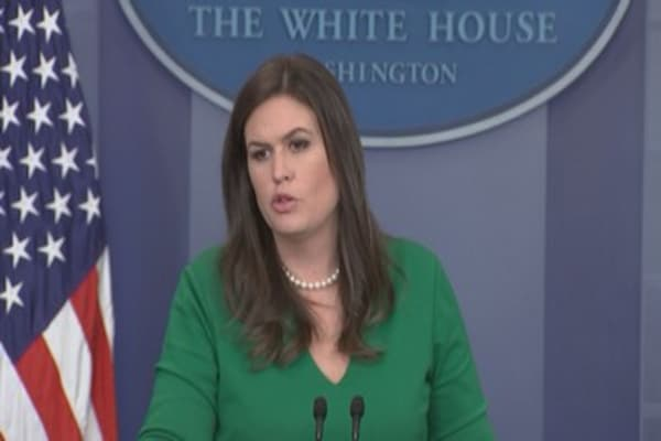 White House: 'Only person with blood on their hands is the shooter'