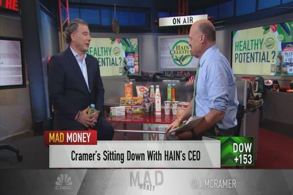 Hain Celestial CEO on Engaged Capital deal