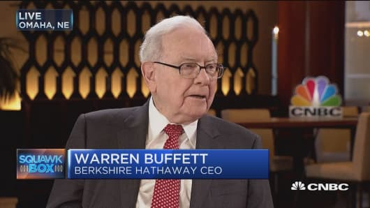Warren Buffett: 'Death tax' is a pejorative term