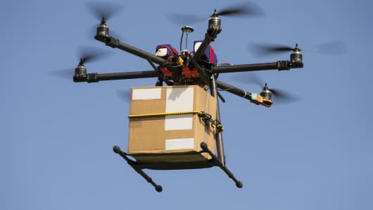 Jokes abound about Amazon's acquisition of Whole Foods: Picture kale delivered by drone.
