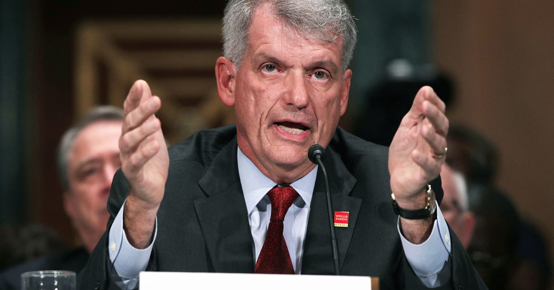Watch Wells Fargo CEO Tim Sloan testify before Democrats in Congress