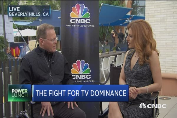 Discovery Communications CEO David Zaslav: With Scripps deal we'll have over 20% of viewership