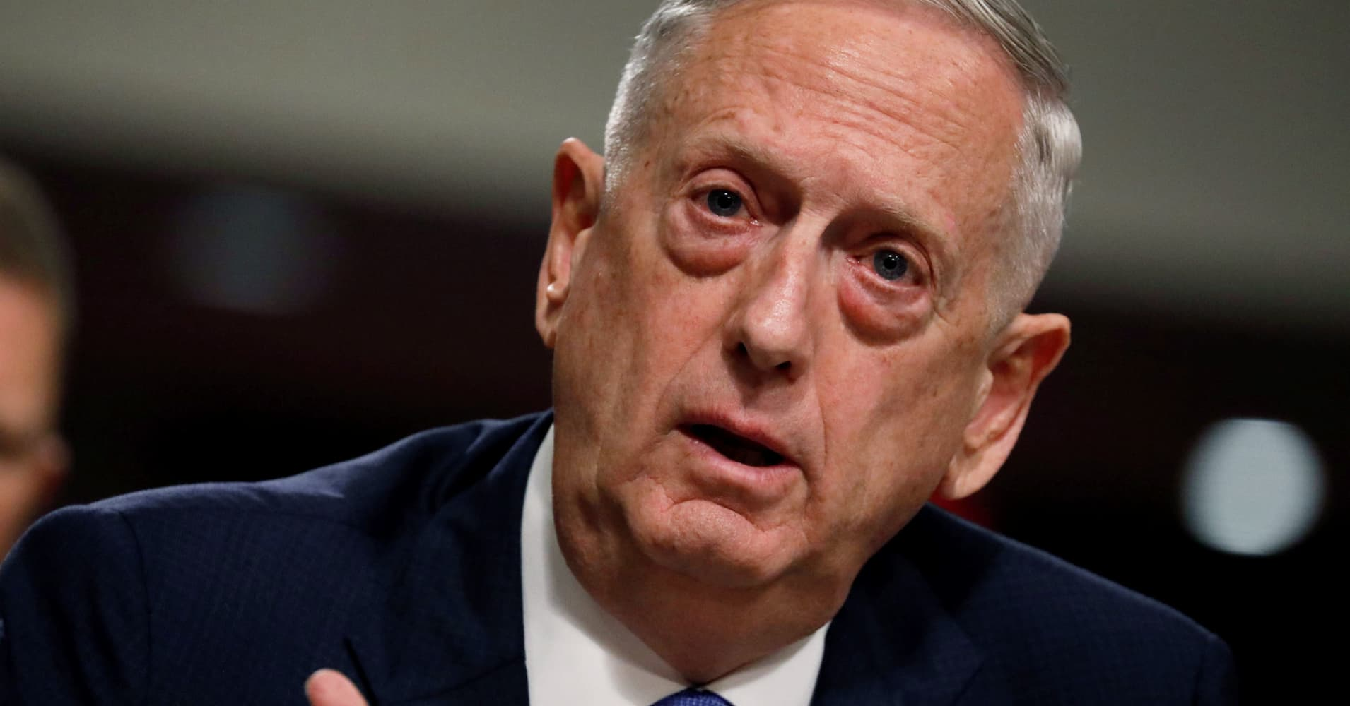 Mattis: US forces fighting ISIS shifting focus to more 'stabilizing' role in 2018