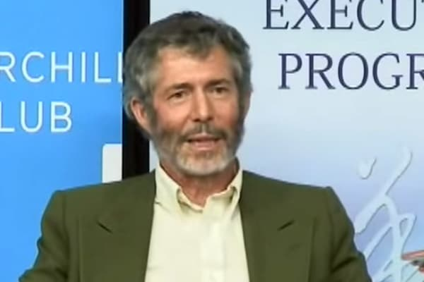 David Cheriton, professor at Stanford University.