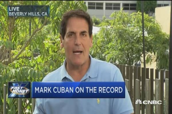 Mark Cuban: Tax reform depends on what the economic goal is