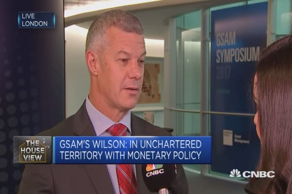 GSAM: Tax reform could be a 'positive surprise' for markets