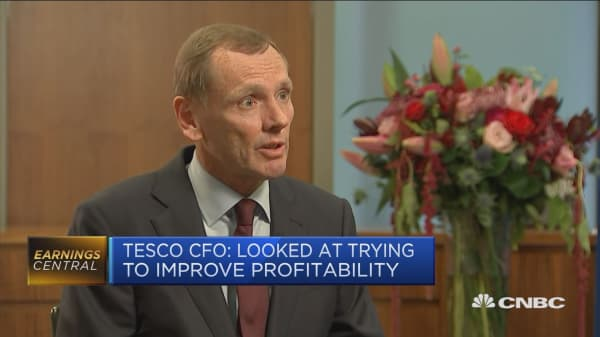 Working with supplies as we try to mitigate inflation: Tesco CFO