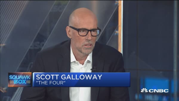 Full interview with Scott Galloway