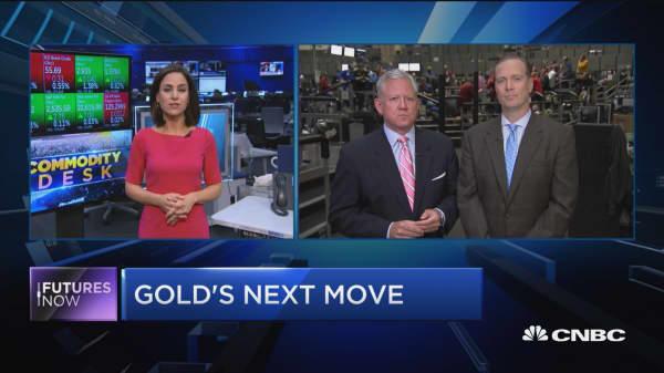 Gold's next move