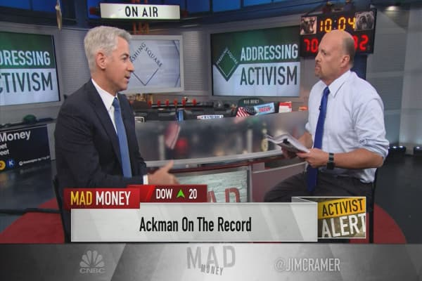 Ackman: Shareholders of ADP saying 'yes' to proxy fight