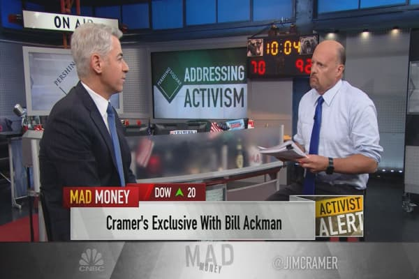 Bill Ackman says ADP shareholders are saying 'yes' to proxy fight