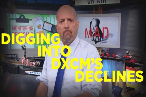 Cramer Remix: My mea culpa on DexCom and where it's headed