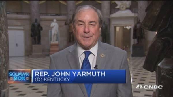 Rep. John Yarmuth: GOP budget presents 'drastically wrong' set of priorities
