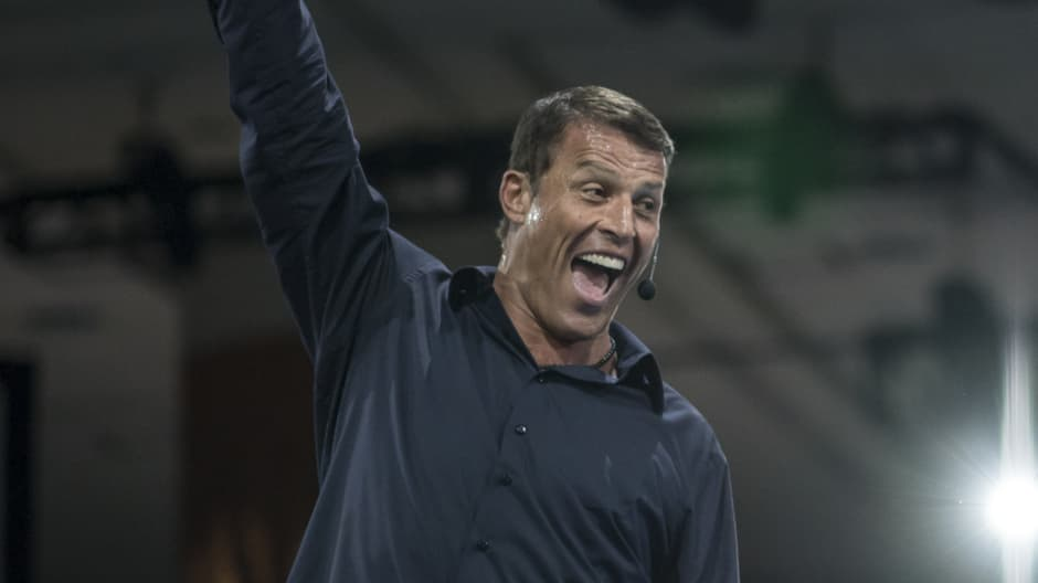 Tony Robbins: You need these two skills to live a happy life