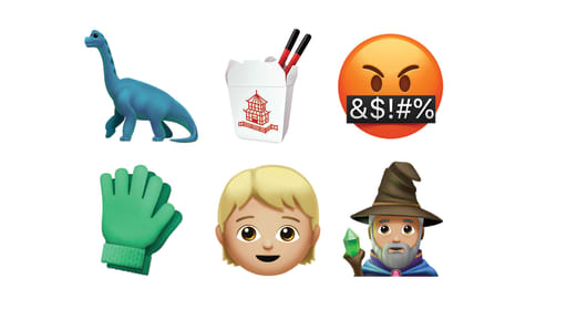 Hundreds of new emojis are coming to your iPhone soon