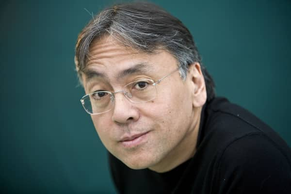 "Kazuo Ishiguro, author of ""Remains of the Day"" and other bestsellers, pictured in 2010."