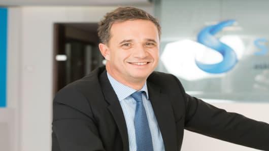 Karim Hajjar, Chief Financial Officer, Solvay S.A.