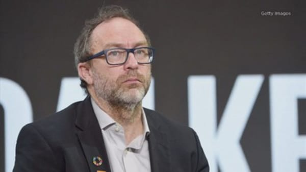 Jimmy Wales: ICOs are an 'absolute scam'