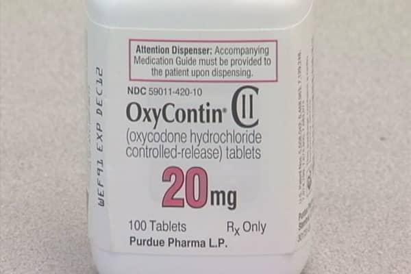 Cigna won't cover OxyContin prescriptions for 2018