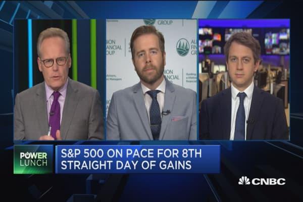 Market move on resurgence of tax reform: Albion Financials CIO