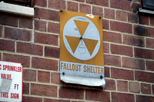 Don't rely on these historic fallout shelters in case of a nuclear attack