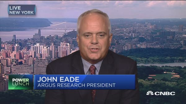 Argus Research's John Eade: Air freights benefiting from shift to e-commerce