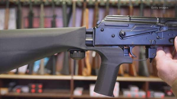 NRA endorses more regulation on bump stocks that boost guns' firing rates