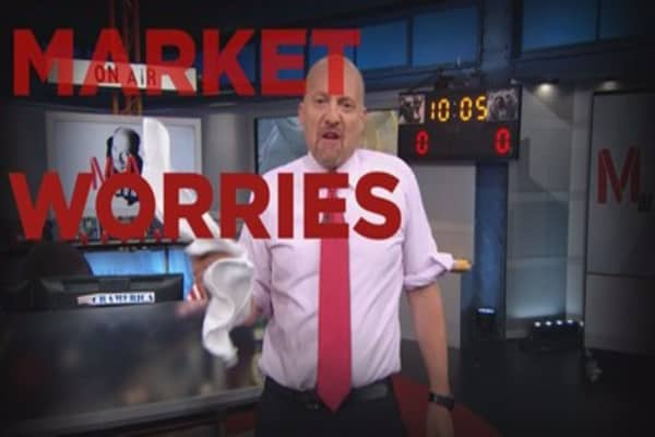 Cramer Remix: My biggest fear in the market