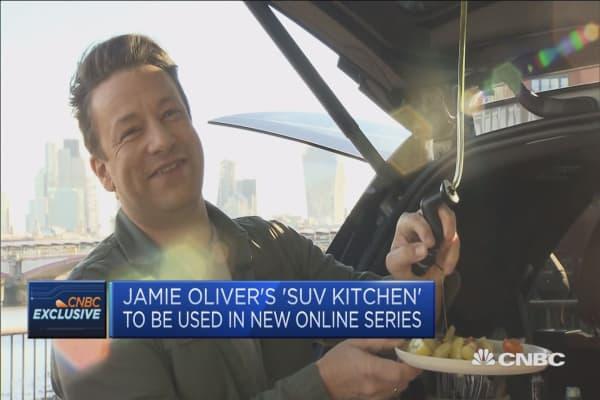 Jamie Oliver says Brexit won't change labor market