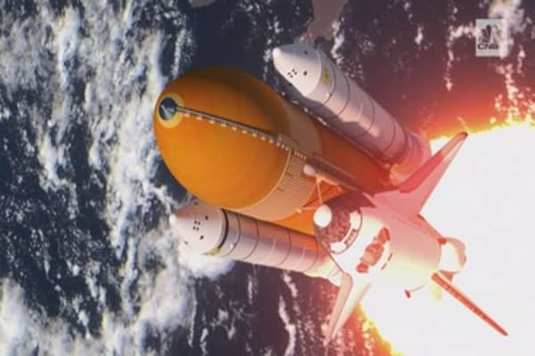 Where's NASA? Why private companies are taking us to space instead