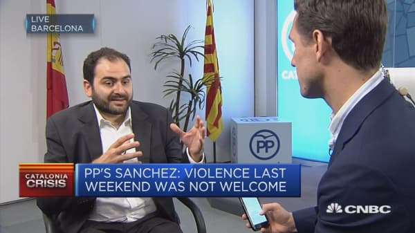 Banco Sabadell most power coup against Calatan nationalism in years - Revolution is not a joke