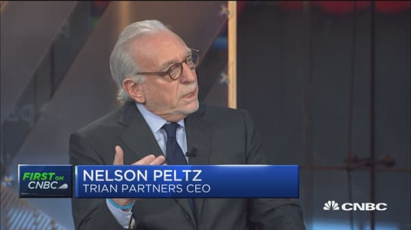 Nelson Peltz: I think P&G has lost its soul