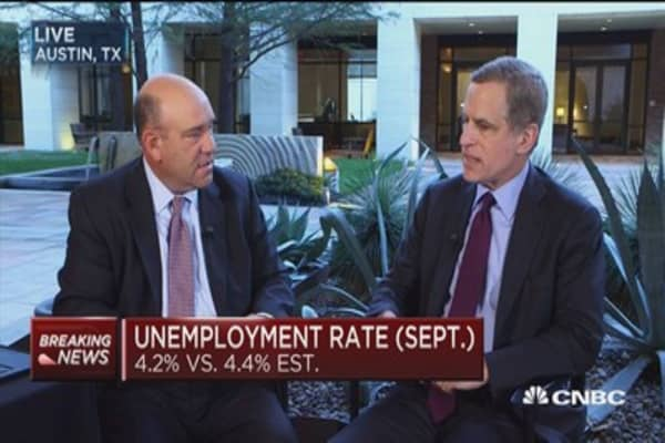 Fed's Robert Kaplan: Labor markets are very tight right now