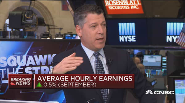 Cramer: Here's what's driving the market higher (it's not tax reform)