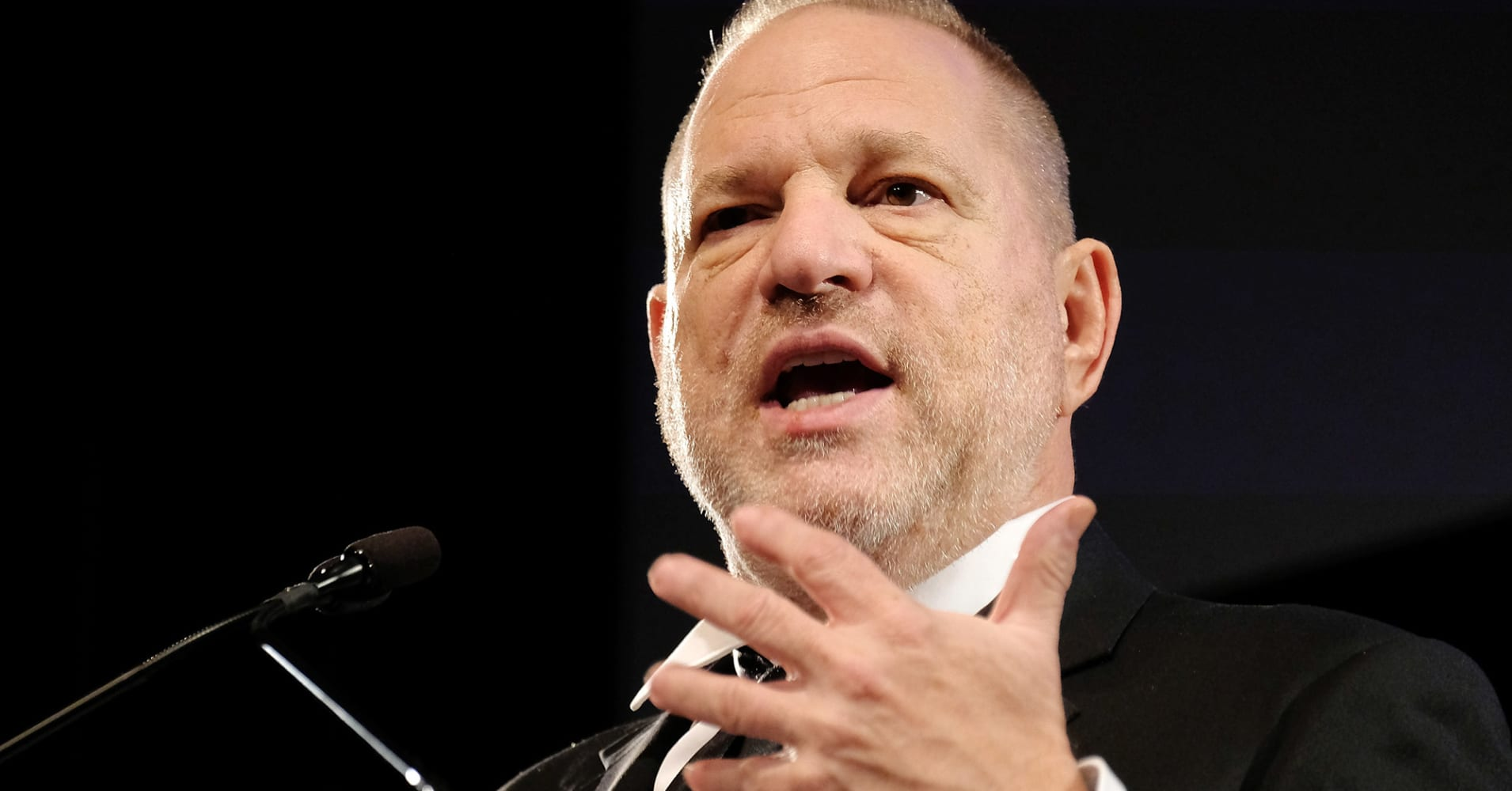 Harvey Weinstein fired by The Weinstein Company after sexual harassment allegations
