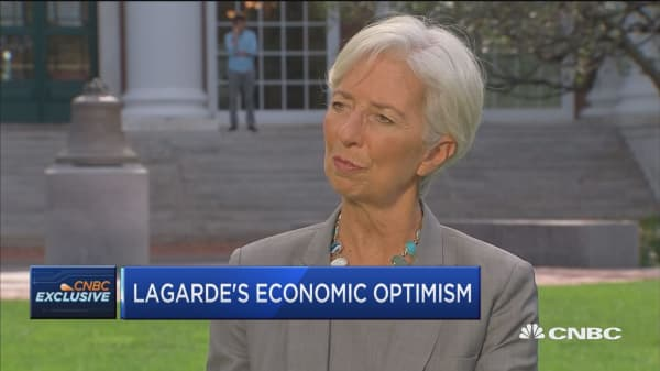 IMF managing director: U.S. tax reform is an imperative