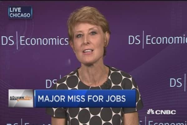 CEO of DS Economics: We're on the verge of really a significant regime change at the Federal Reserve